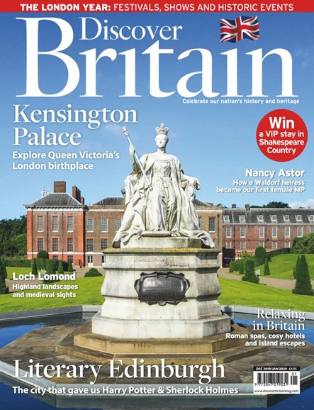 Discover Britain Cover - 12/1/2019