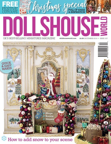 Dolls House World Cover - 12/1/2019