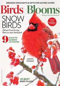 Birds & Blooms Magazine | 12/2019 Cover