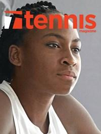 Tennis Magazine   11/2019 Cover