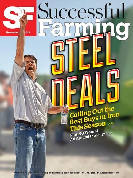 Successful Farming Cover - 11/1/2019
