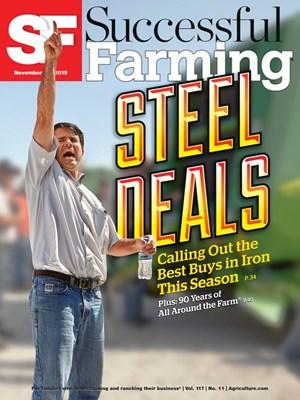 Successful Farming Magazine | 11/1/2019 Cover
