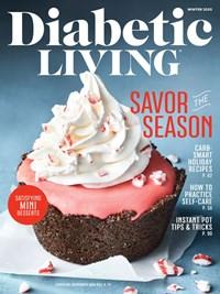 Diabetic Living Magazine | 1/1/2020 Cover