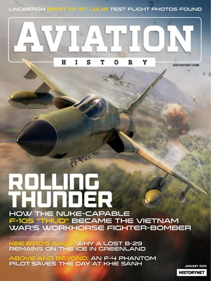 Aviation History Cover - 1/1/2020