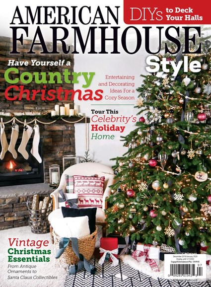 American Farmhouse Style Cover - 12/1/2019