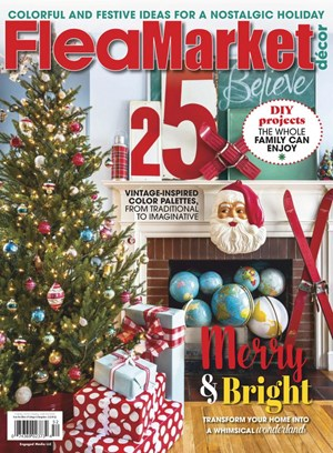 Flea Market Decor | 12/2019 Cover