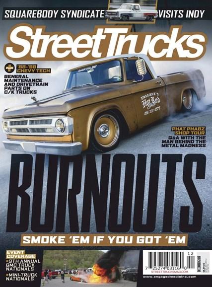 Street Trucks Cover - 12/1/2019