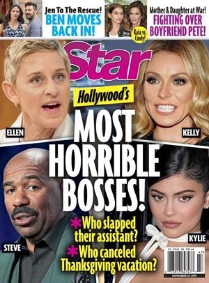 Star Magazine | 11/25/2019 Cover