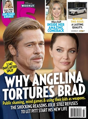 Us Weekly Magazine   11/25/2019 Cover