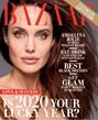 Harper's Bazaar Magazine | 12/2019 Cover