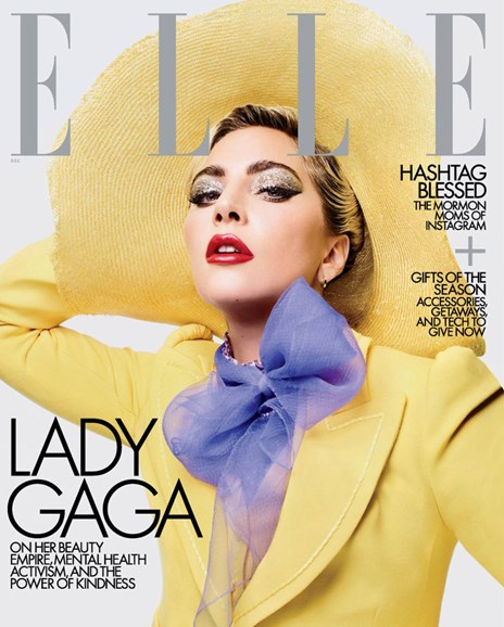 ELLE Cover - 12/1/2019