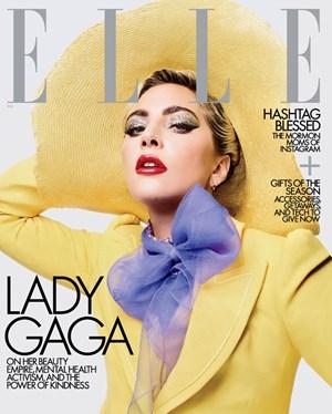 ELLE Magazine | 12/2019 Cover