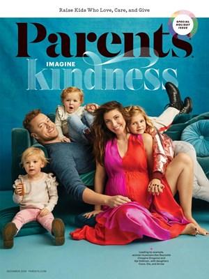 Parents Magazine   12/1/2019 Cover
