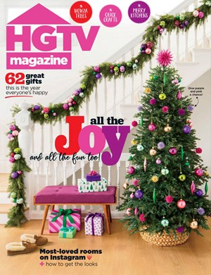 HGTV Magazine | 12/2019 Cover
