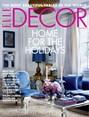 ELLE DECOR Magazine | 12/2019 Cover