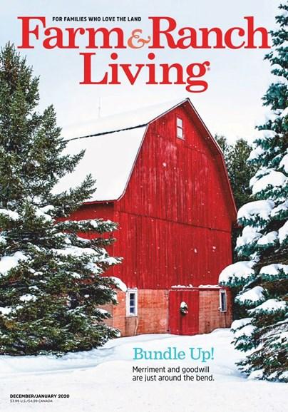 Farm & Ranch Living Cover - 12/1/2019