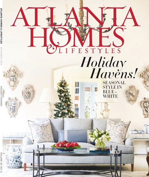 Atlanta Homes & Lifestyles Cover - 12/1/2019