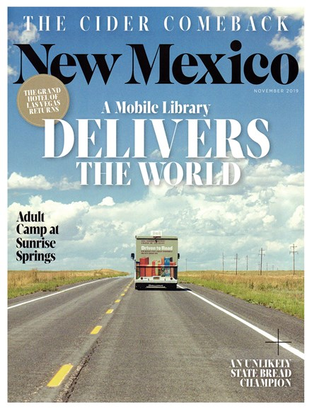 New Mexico Cover - 11/1/2019