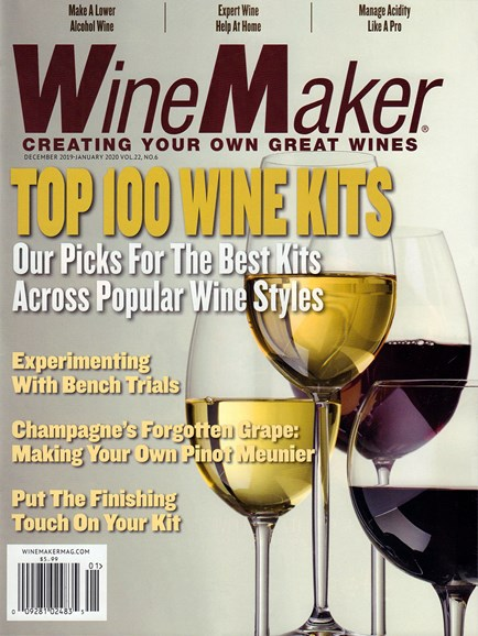 Winemaker Cover - 12/1/2019