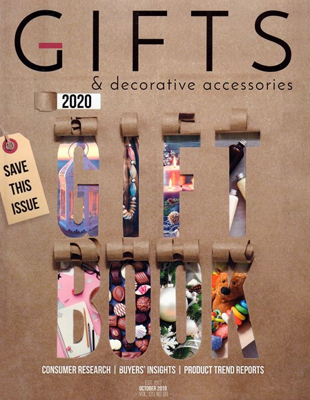 Gifts And Decorative Accessories Cover - 10/1/2019