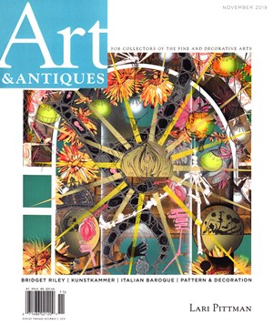 Art & Antiques | 11/2019 Cover