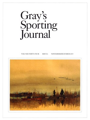 Gray's Sporting Journal Magazine | 11/2019 Cover
