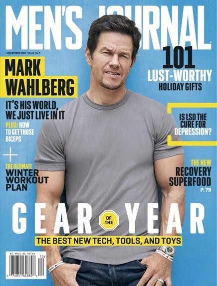 Men's Journal Magazine | 12/2019 Cover