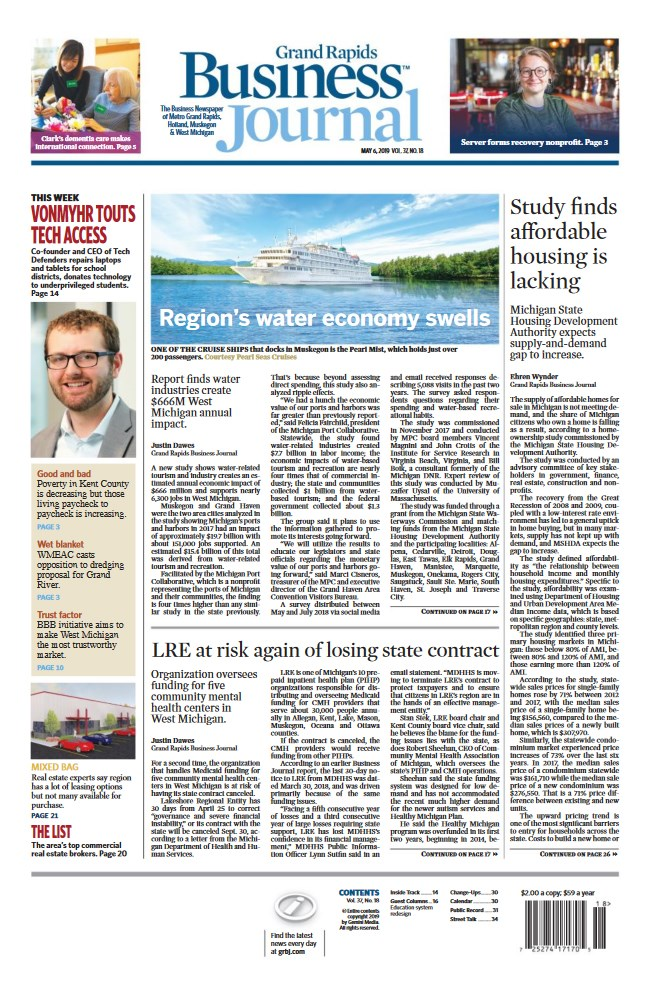 Best Price for Grand Rapids Business Journal Subscription