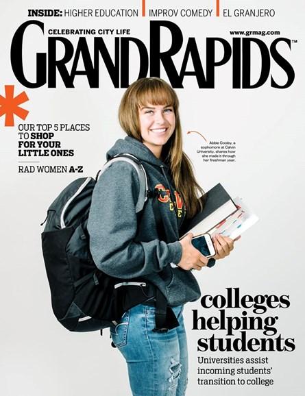 Grand Rapids Cover - 8/1/2019