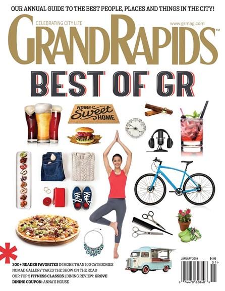 Grand Rapids Cover - 1/1/2019