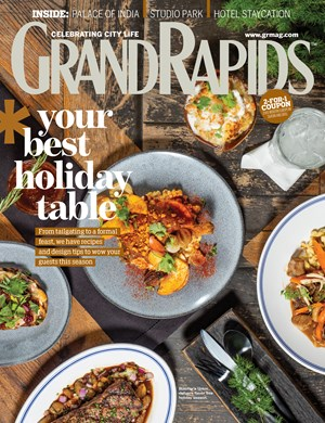 Grand Rapids Magazine | 11/2019 Cover