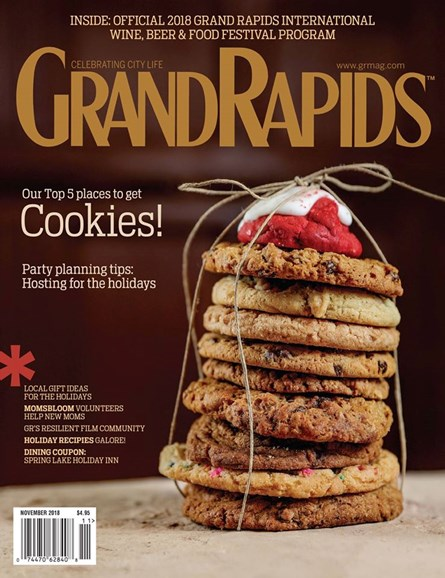 Grand Rapids Cover - 11/1/2018