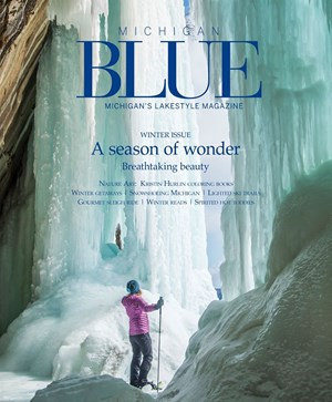 Michigan Blue Magazine | 12/2019 Cover
