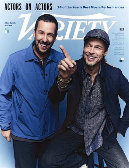 Variety Cover - 11/12/2019