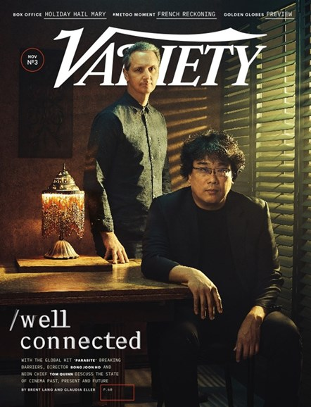 Variety Cover - 11/19/2019