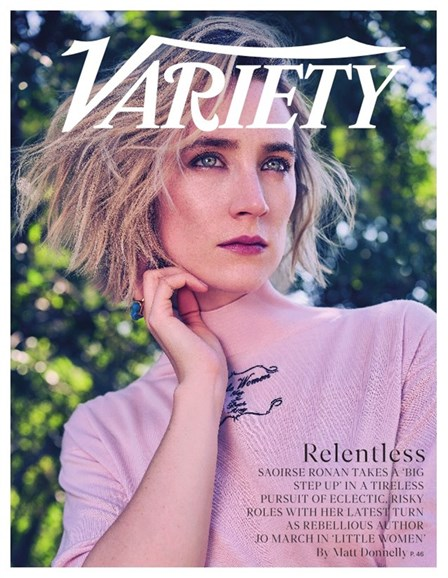 Variety Cover - 11/26/2019