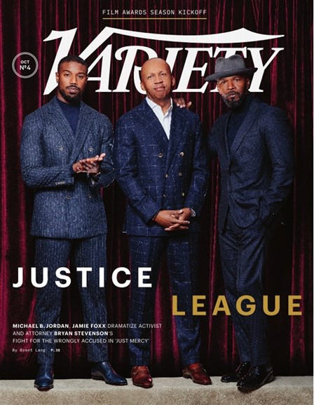 Variety Cover - 10/22/2019