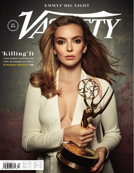 Variety Cover - 9/25/2019