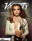 Weekly Variety Magazine 9/25/2019