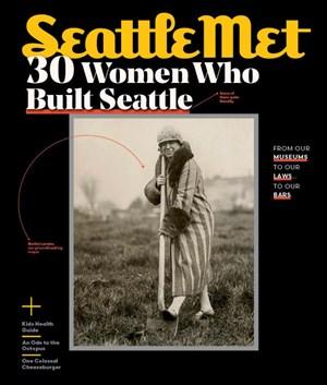 Seattle Met Magazine | 12/2019 Cover