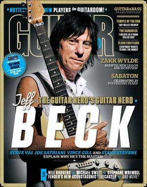 Guitar World (non-disc) Magazine | 12/2019 Cover