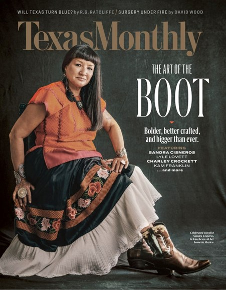 Texas Monthly Cover - 12/1/2019
