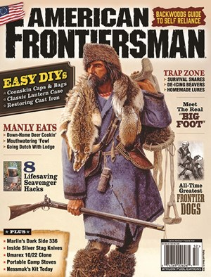 American Frontiersman | 12/2019 Cover
