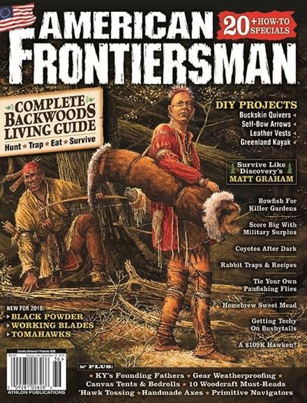 American Frontiersman Cover - 6/1/2018