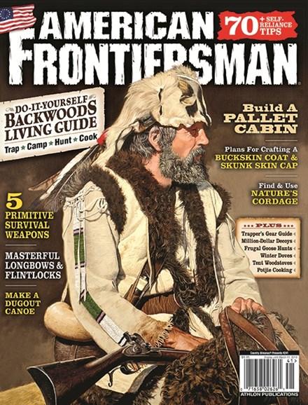 American Frontiersman Cover - 12/1/2018