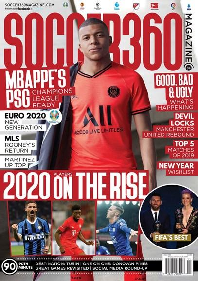 Soccer 360 Cover - 11/1/2019