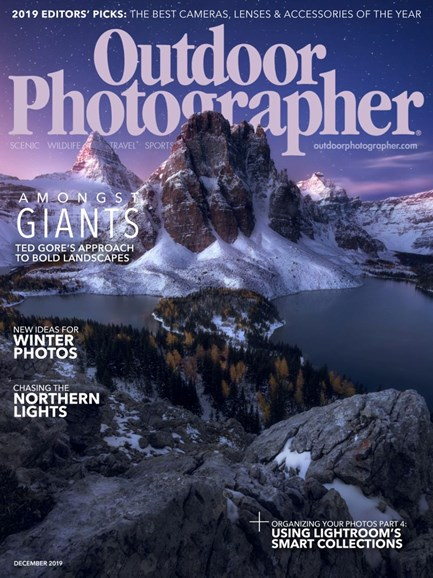 Outdoor Photographer Cover - 12/1/2019