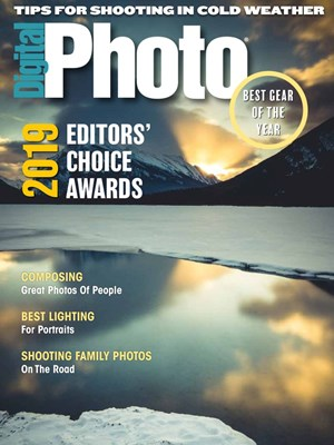 Digital Photo Magazine | 12/1/2019 Cover