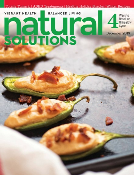 Natural Solutions Cover - 12/1/2019