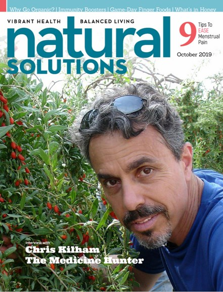Natural Solutions Cover - 10/1/2019